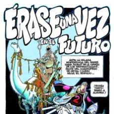 Cómics: CARLOS GIMENEZ. ERASE UNA VEZ EL FUTURO. GLENAT.TAPA DURA. Lote 125739942