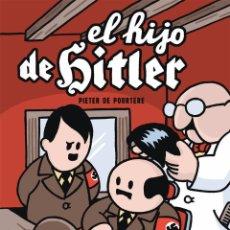 Cómics: EL HIJO DE HITLER. GLENAT. TAPA DURA INTEGRAL. Lote 77240435