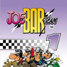 Cómics: JOE BAR TEAM. OBRA COMPLETA :7 TOMOS GLENAT. TAPA DURA. Lote 168263945
