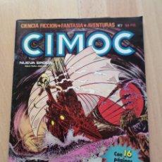 Cómics: CIMOC_Nº 7_ NORMA. Lote 47223958