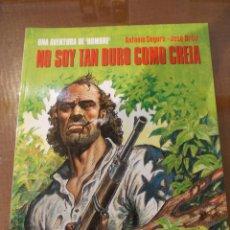 Cómics: COLECCION CIMOC EXTRA COLOR-HOMBRE-Nº42-NO SOY TAN DURO COMO CREIA. Lote 53785802