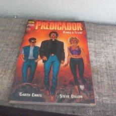 Cómics: PREDICADOR - RUMBO A TEXAS - GARTH ENNIS / STEVE DILLON - COL. VERTIGO Nº 146 - NORMA 2002. Lote 51096909