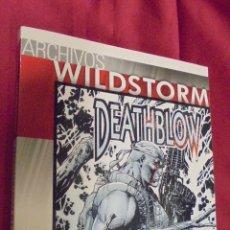 Cómics: ARCHIVOS WILDSTORM DEATHBLOW. Nº 1. SANTOS Y PECADORES. NORMA EDITORIAL. . Lote 51364842