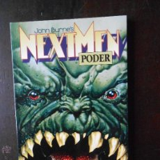 Fumetti: NEXT MEN - PODER - JOHN BYRNE - NORMA EDITORIAL (N1). Lote 51452482