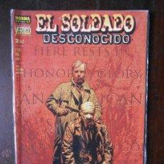 Cómics: EL SOLDADO DESCONOCIDO 2 DE 2 - ENNIS, PLUNKETT - COLECCION VERTIGO DC - NORMA (D). Lote 51453387