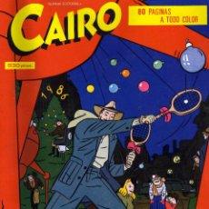 Cómics: COMIC CAIRO ANTOLOGIA Nº11 INCLUYE LOS NUMEROS 34-35 Y 36. Lote 51469675