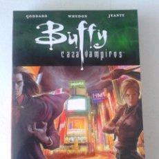 Cómics: BUFFY CAZAVAMPIROS - 8ª TEMPORADA - VOLUMEN 3 -- LOBOS A LAS PUERTAS -- NORMA EDITORIAL --. Lote 235637355