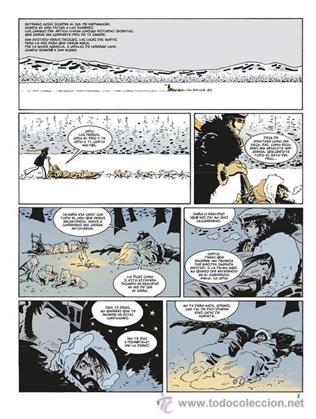 Cómics: Cómics. CORTO MALTÉS. Bajo el sol de medianoche - Juan Díaz Canales/Rubén Pellejero (Cartoné) - Foto 2 - 253582730