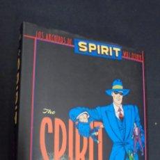 Cómics: LOS ARCHIVOS DE SPIRIT - VOLUMEN 2 - WILL EISNER - NORMA - . Lote 51596838