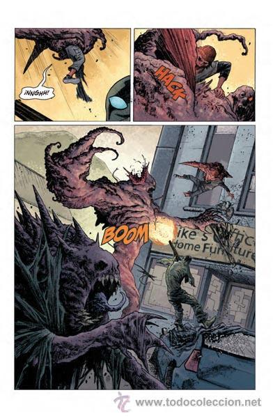 Cómics: Cómics. ABE SAPIEN 3. OSCURO Y TERRIBLE Y LA NUEVA RAZA DEL HOMBRE - Mike Mignola/John Arcudi/Scott - Foto 4 - 51628166