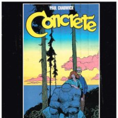 Cómics: CONCRETE.COLECCION BN. NORMA EDITORIAL.. Lote 51644247