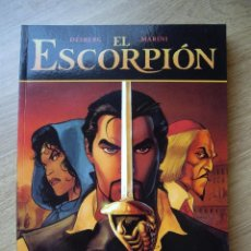 Cómics: EL ESCORPION. DESBERG Y MARINI. Nº 1. LA MARCA DEL DIABLO. NORMA. Lote 51674904