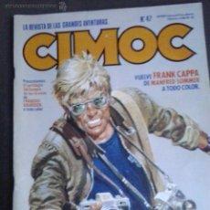 Cómics: CIMOC N º 47 - EDICIONES NORMA. Lote 51678649