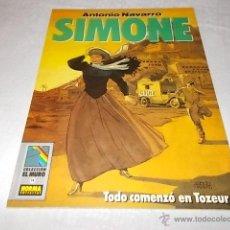 Cómics: COLECCIÓN EL MURO Nº 19 SIMONE. Lote 51742510