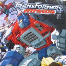 Cómics: TRANSFORMERS ARMADA NRO.1 NORMA EDITORIAL . Lote 51773024