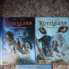 Cómics: KORRIGANS (COLECCION COMPLETA) - MOSDI Y CIVIELLO (NORMA 2004). Lote 51808849