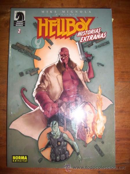 HELLBOY : HISTORIAS EXTRAÑAS. VOLUMEN 2 / MIKE MIGNOLA (Tebeos y Comics - Norma - Comic USA)