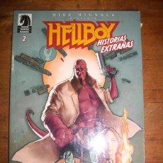 Cómics: HELLBOY : HISTORIAS EXTRAÑAS. VOLUMEN 2 / MIKE MIGNOLA. Lote 51825023