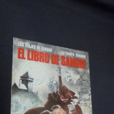 Cómics: CIMOC EXTRA COLOR Nº 88 - LOS VIAJES DE TAKUAN - EL LIBRO DE SANGRE - NORMA - . Lote 52135002