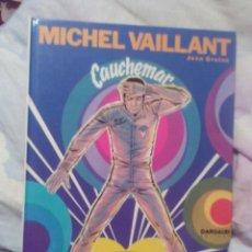 Cómics: MICHEL VAILLANT CAUCHEMAR 1973. JEAN GRATON. DARGAUD.. Lote 52147657