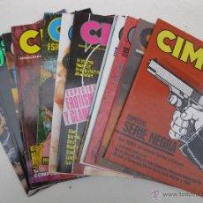 Cómics: CIMOC - EXTRA - ESPECIAL - COLECCIÓN COMPLETA - 13 NÚMEROS - NORMA EDITORIAL - AÑOS 80.. Lote 52157482