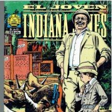 Cómics: EL JOVEN INDIANA JONES Nº 3 DE 12 . Lote 52164122