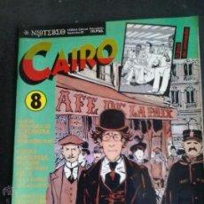 Comics: CAIRO Nº 8 - NORMA EDITORIAL. Lote 52165727