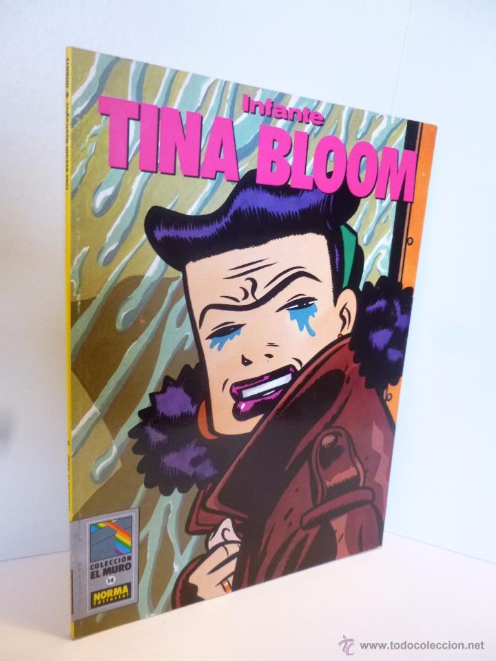 TINA BLOOM ( INFANTE) COLECCIÓN MURO 14, NORMA 1991 (Tebeos y Comics - Norma - Otros)