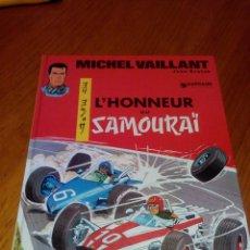 Cómics: MICHEL VAILLANT L'HONNEUR DU SAMOURAI 1966 DARGAUD. Lote 52367076