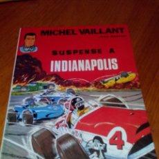 Cómics: MICHEL VAILLANT SUSPENSE A INDIANAPOLIS 1966 DARGAUD . Lote 52367330