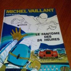 Cómics: MICHEL VAILLANT LE FANTOME DES 24 HEURES 1970. DARGAUD. Lote 52369238