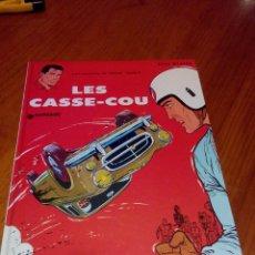 Cómics: MICHEL VAILLANT LES CASSE-COU 1963 JEAN GRATON.DARGAUD. Lote 52371865