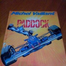Cómics: MICHEL VAILLANT PADDOCK Nº 58 EDI GRATON 1995, EDICION ORIGINAL.. Lote 52373069