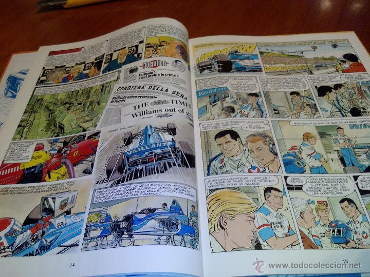 Cómics: michel vaillant paddock nº 58 edi graton 1995, edicion original. - Foto 5 - 52373069