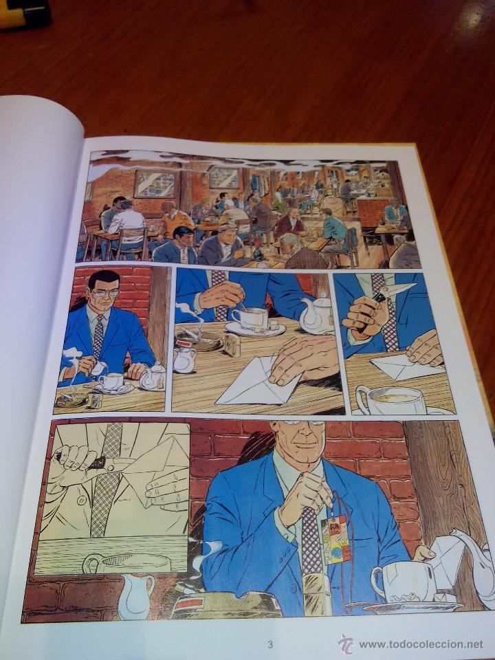 Cómics: michel vaillant paddock nº 58 edi graton 1995, edicion original. - Foto 6 - 52373069