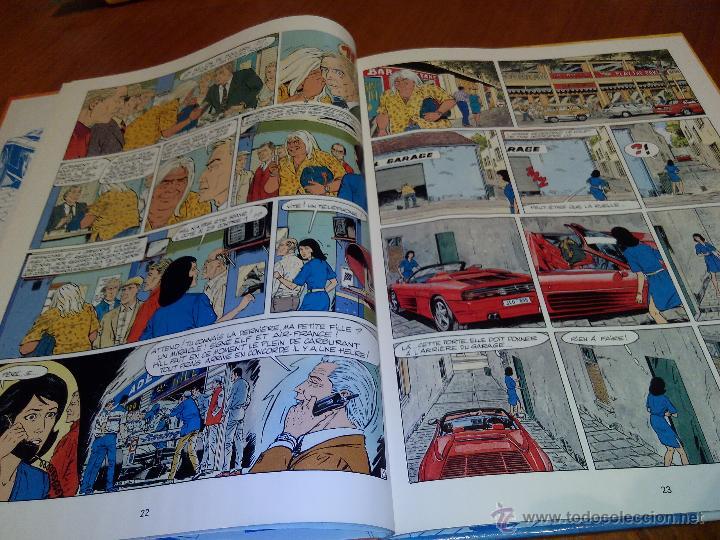 Cómics: michel vaillant paddock nº 58 edi graton 1995, edicion original. - Foto 7 - 52373069