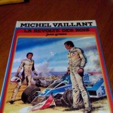 Cómics: MICHEL VAILLANT LA REVOLTE DES ROIS 1978.DARGAUD . Lote 52374891