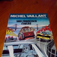 Cómics: MICHEL VAILLANT SAN FRANCISCO CIRCUS 1976 DARGAUD. Lote 52375498
