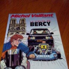Cómics: MICHEL VAILLANT LA FIEVRE DE BERCY Nº 61 .1998 GRATON. Lote 52375811