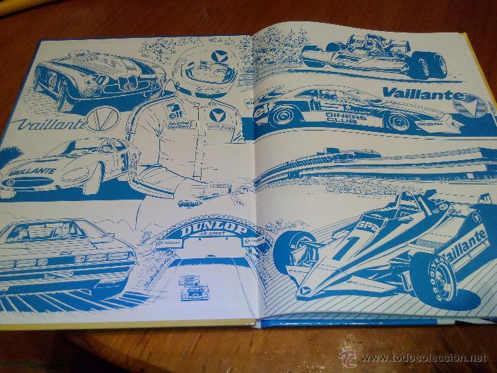 Cómics: michel vaillant panique a monaco nº 47. 1986 graton - Foto 2 - 52376298
