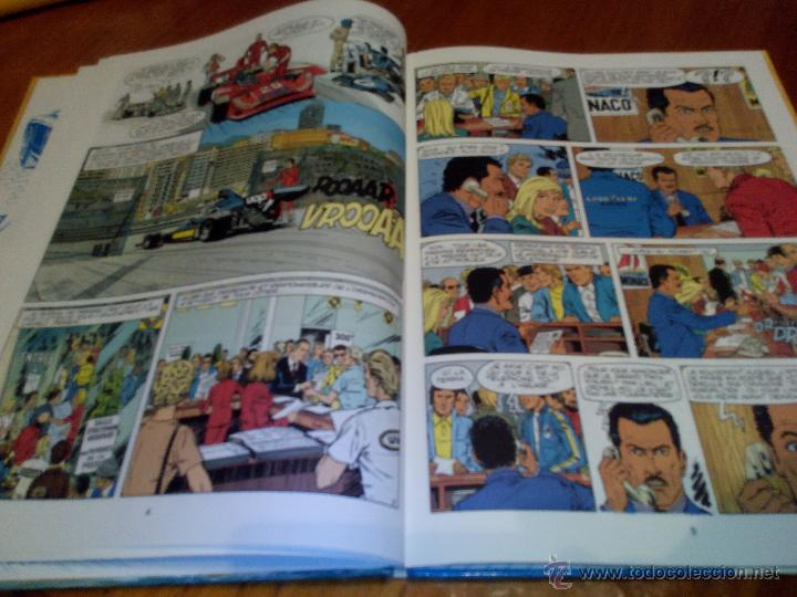 Cómics: michel vaillant panique a monaco nº 47. 1986 graton - Foto 7 - 52376298