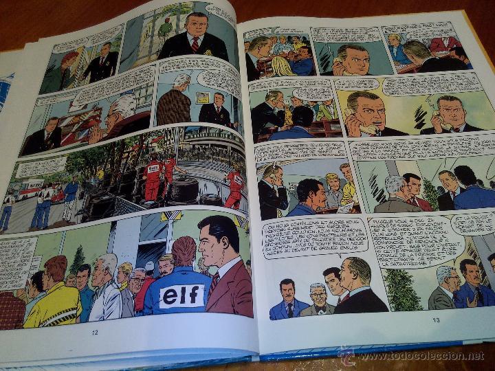 Cómics: michel vaillant panique a monaco nº 47. 1986 graton - Foto 8 - 52376298