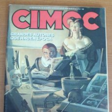 Cómics: CIMOC 106, YAQUI OSWAL JENSEN NIVES SAUDELLI STAR TREK AUCLAIR... NORMA EDITORIAL. Lote 52380055