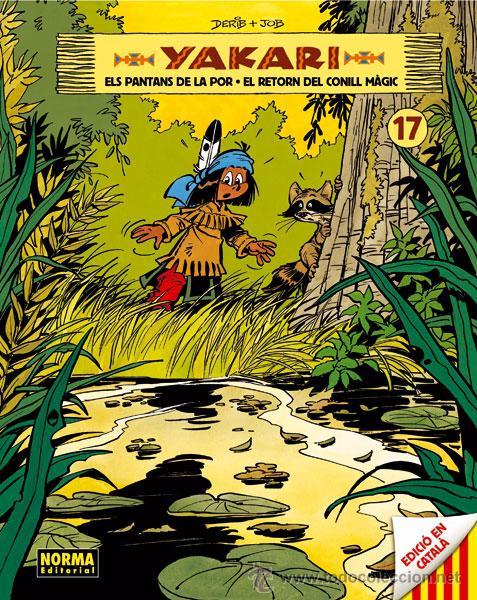 CÒMICS. YAKARI VOL. 17 (CATALÀ) (CARTONÉ) (Tebeos y Comics - Norma - Comic Europeo)