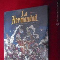 Fumetti: LA HERMANDAD COLECCION COMPLETA 2 COMICS - MARTIN & DRAGAN - CARTONE. Lote 52551316