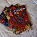 Cómics: SUPERMAN -LOTE CON LOS NºS 7, 9, 10, 13 Y 17 DE NORMA EDITORIAL. Lote 52610655