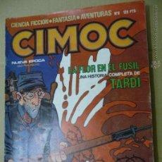 Cómics: CIMOC. Nº 8. 2ª ÉPOCA. NORMAL EDITORIAL. Lote 52698756