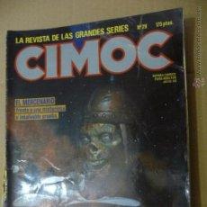 Cómics: CIMOC. Nº 29. NORMA EDITORIAL. Lote 52698764