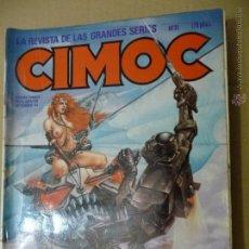 Cómics: CIMOC. Nº 31. NORMA EDITORIAL. Lote 52698767