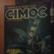 Cómics: CIMOC N º 21 - EDICIONES NORMA. Lote 52806252